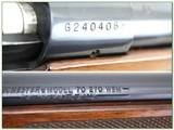 Winchester Featherweight 270 WSM New Haven made! - 4 of 4