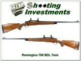 Remington 700 BDL 7mm Rem Mag - 1 of 4