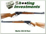 Marlin 336 35 Remington 1973 JM marked pre-safety! - 1 of 4