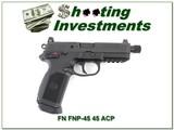 FN FNP-45 45 ACP