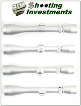 Leupold Vari-X IIc 3-9 Silver Exc Cond - 1 of 1