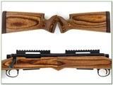 Remington 700 Custom target 22-250 28in heavy Shilen barrel with break - 2 of 4