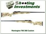 Precision Rifle & Tool Remington 700 308