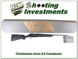 Christensen Arms Mesa 6.5 Creedmore in box!