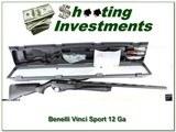 Benelli Vinci Sport 12 Ga ANIC