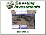 Smith & Wesson SW99 40 S&W ANIC