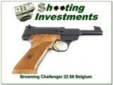 Browning Challenger 4.5in 1968 Belgium Exc Cond!