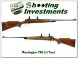 Remington 700 LH BDL 7mm Rem Mag