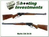 Marlin 336 RC 30-30 JM marked Pre-Safety Exc Cond made in 1968