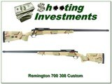 Precision Rifle & Tool Remington 700 308 - 1 of 4