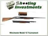 Winchester Model 12 1919 Tournament 12 Ga 2-barrel set