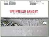 Springfield 1911 -A1 TRP Stainess unfired in box - 4 of 4