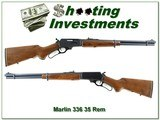 Marlin 336 1986 made JM Marked 35 Remington Exc Cond