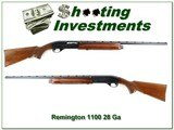 Remington 1100 LW 28 Gauge 25in Vent Rib Modified - 1 of 4