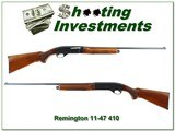 remington 11 48 1962 made 410 26in ic collector!