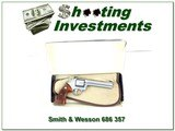 Smith & Wesson 686 no dash 6in stainless 357