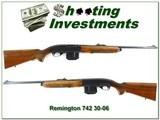 Remington 742 Woodsmaster 30-06 1967 10 Round Mag!