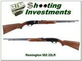Remington Model 552 Speedmaster 22 Semi-Auto