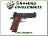 Colt Commander 38 Super made in 1999
