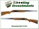 Browning Citori early 1973 made Grade I 28in IC & Mod - 1 of 4