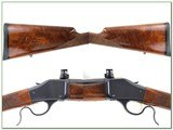 Browning 1885 High Wall 22-250 28in Octagonal barrel - 2 of 4