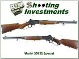Marlin 336 RC 1949 made RARE 32 Special JM Marked Ballard rifling - 1 of 4