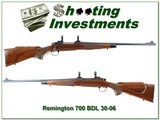 Remington 700 BDL 30-06 nice wood! - 1 of 4