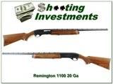 Remington 1100 20 Gauge 26in Vent Rib Exc Cond