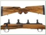 Kimber 84M Select Grade 257 Roberts XX Wood! - 2 of 4