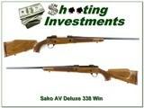Sako AV Finnbear Deluxe hard to find 338 Win Mag - 1 of 4