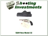 Smith & Wesson Smith's New Model 1870 32