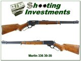 Marlin 336 30-30 JM Marked Micro-grooved 1974 made!