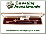 Springfield 1861 Civil War Commemorative Musket #7 of 125 - 1 of 4