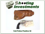 1909 Colt Police Positive 32 Special Exc Cond