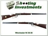 Winchester Bufallo Bill High Grade 1 of 100 26in rifle