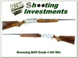 Browning BAR Grade 4 Belgium 243 Win!