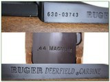 Ruger Deerfield Carbine 44 Magnum Semi-auto - 4 of 4