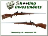 Weatherby Mark V LH 300 Lazermark 5-Panel 26in - 1 of 4