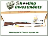Winchester Model 70 Cabelas 50th Anniversary Limited Edition 300 Win