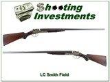 LC Smith Field Grade 12 Ga 30in F & Mod all original!
