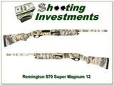 Remington 870 Super Mag 3.5in 12 Ga Camo