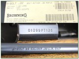 Browning A-Bolt 22LR RARE Laminated New and Unfired in box! - 4 of 4