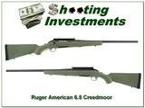 Ruger American 6.5 Creedmoor Exc Cond!