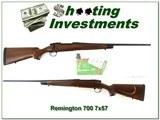 Remington 700 Mountain Rifle 7x57 Exc Cond! - 1 of 4