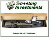 Cooper Model 54 Excalibur 6.5 Creedmoor ANIB