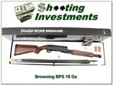 Browning BPS 1991 made 10 Ga 30in NIB!