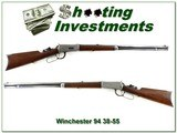Winchester 1894 94 in 38-55 made in 1990