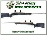 Diablo Custom Rifles 28 Nosler as new! - 1 of 4