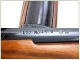 Sako L57 1957 first year RARE 244 Remington caliber! - 4 of 4