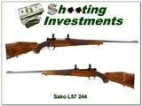 Sako L57 1957 first year RARE 244 Remington caliber! - 1 of 4
